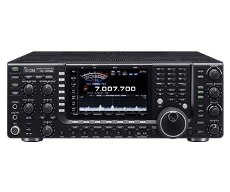 IC-7700 HF/ 50 Mhz Transceiver